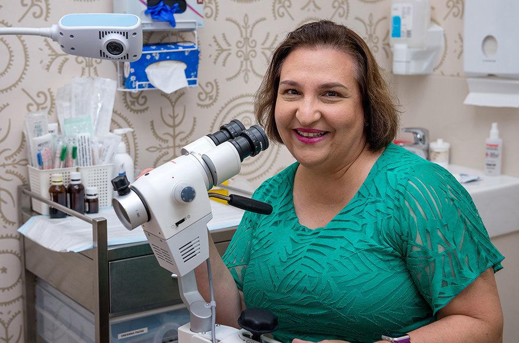 Dr Liana Tanda - Vulvoscopy - Northside Gynaecology