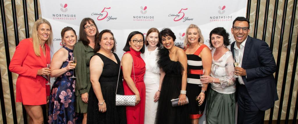 NSG Turns 5 - Northside Gynaecology